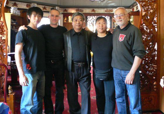 Setkání na společném obědě 2009