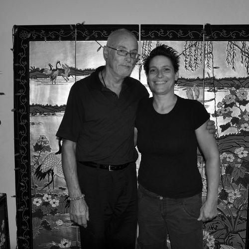 "Se Sifu Paula Wong, autorkou knih: ""Journey of a martial arts master"" a ""New York Zen"" červenec 2011"